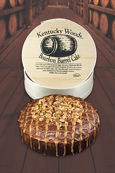 Bourbon Barrel Cake
