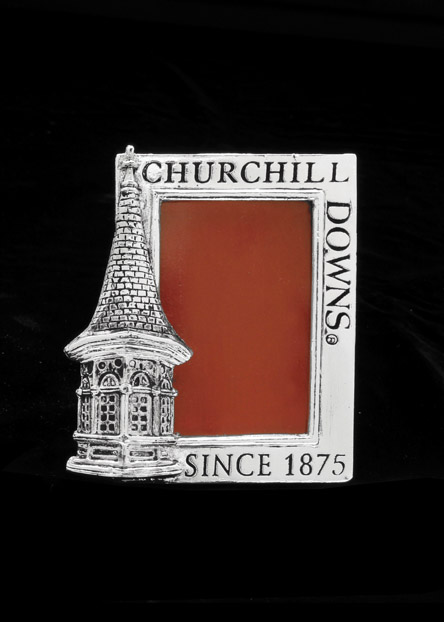 Churchill Downs Wallet Picture Frame Retired