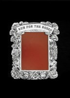 Run for the Roses Picture Frame