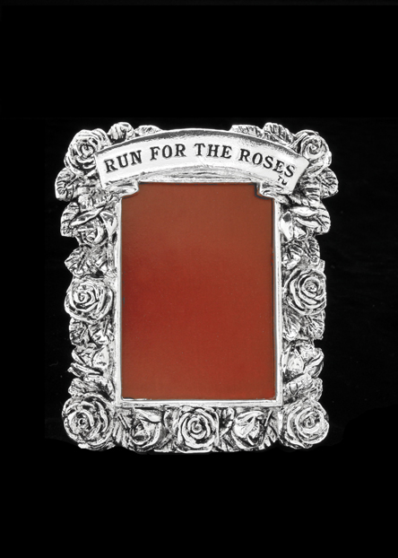 Run For The Roses Photo Frame Derby Gifts