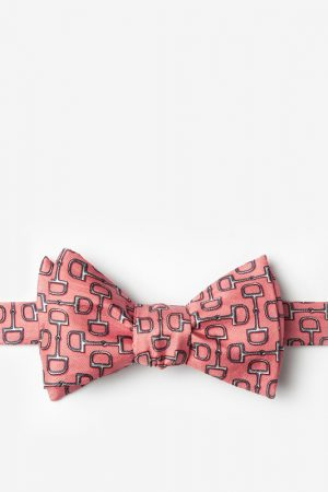 Bit Pink Bow Tie