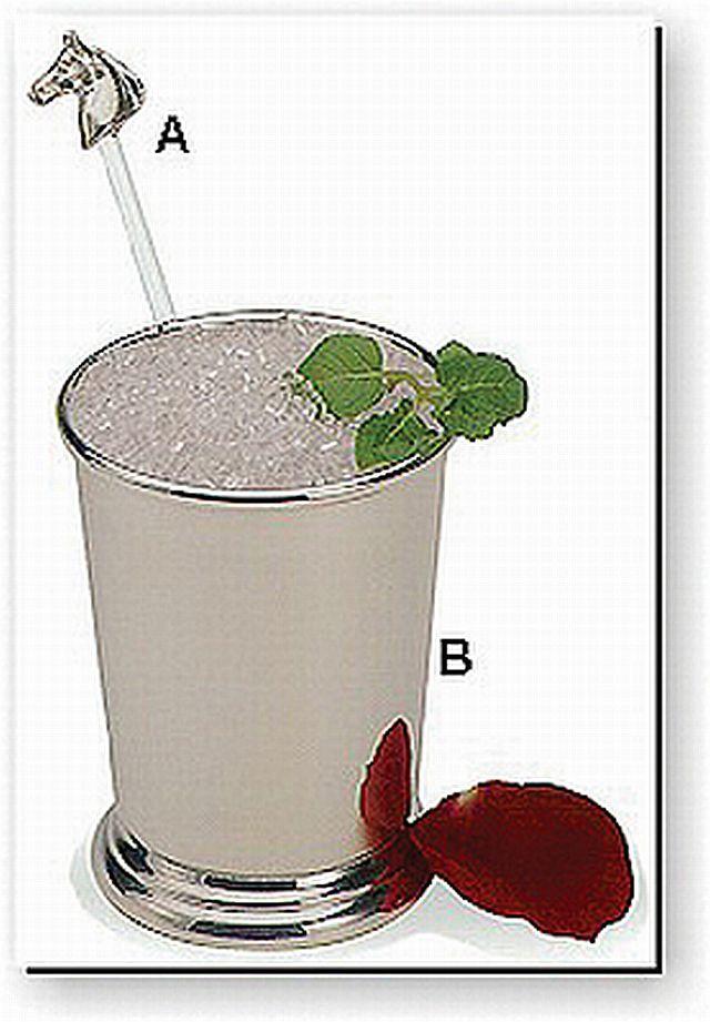 30-0008 Mint julep cup
