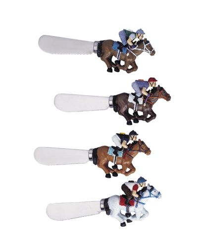 Horse & Jockey Spreader