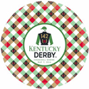 "Ky Derby 7"" Paper Plates"