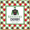 Ky Derby Cocktail Napkins