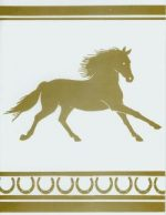 Regal Horse Invitation