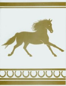 530001 Regal Horse Invite