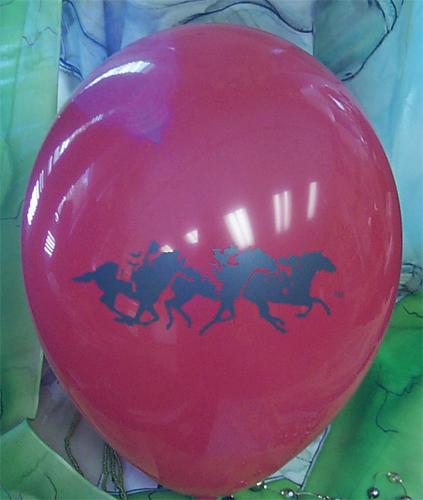 Racing Horse Balloon