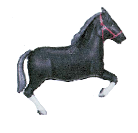 Extra large Black Horse Balloon