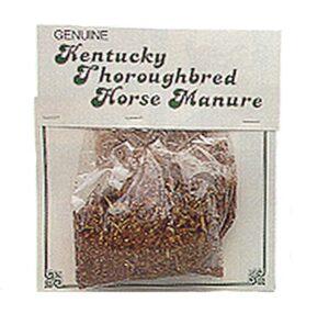 Thoroughbred Manure
