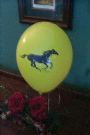 Horse Balloon