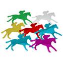 Mylar Horse & Jockey Confetti
