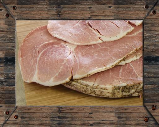 Country Ham slices
