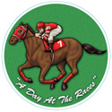 Horse & Jockey Coasters