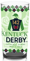 Official Ky Derby 142 Glass