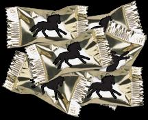 Horse Buttercream Mints