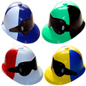 Plastic Jockey caps