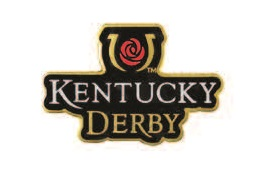 Ky Derby Icon Lapel Pin