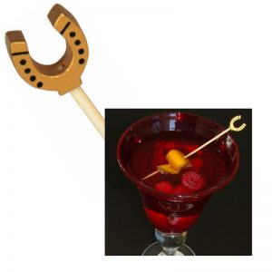 Horseshoe Cocktail Pick