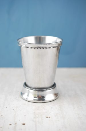 drinkable julep cup
