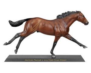 American Pharoah Statue
