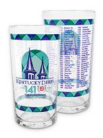 Kentucky Derby 2014 Glass