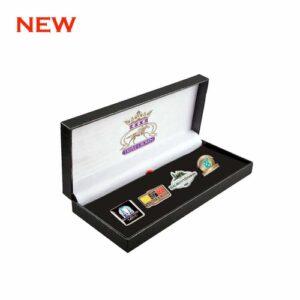 Triple Crown Pin Set