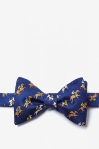 Win Place and show bow tie