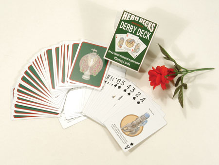 Derby Heros Deck Playing Cards