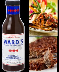 Bluegrass Bourbon Sauce
