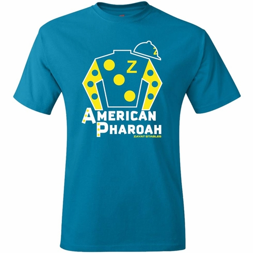 American Pharoah Silks T Shirt