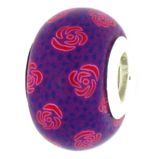 Derby Rose Lace Bead