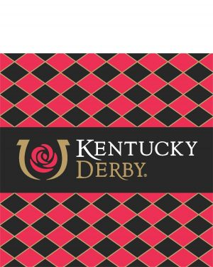 Derby Icon Beverage Napkins