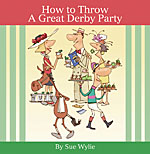 How to Throw a Great Derby Party Book