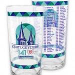 Ky Derby 141 Glass 2015