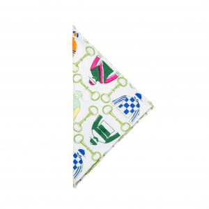 Jockey Silks Cloth Napkins