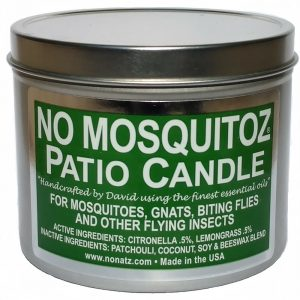 Tin Candle osNo Mosquit