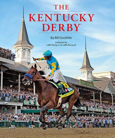 Ky Derby Book Coffee Table