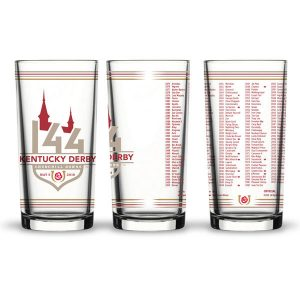 Ky Derby Glass 144