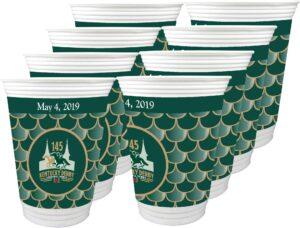 145 10 oz cups