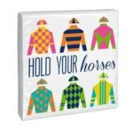 Jockey Silk Napkins