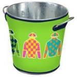 Jockey Silks Ice Bucket