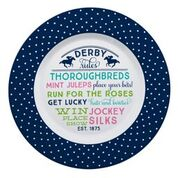 Derby Rules - Malamine Platter