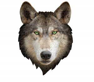 Wolf Head Puzzle