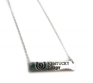 Ky Rose Bar Necklace