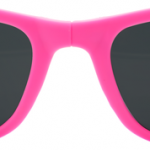 Oaks sunglasses hed on