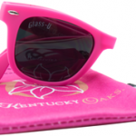 Pink sunglasses ky oaks