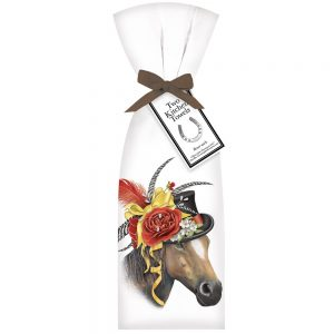 310025 Horse Towel Set
