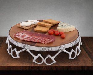 Cheese Pedestal