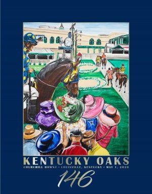 Oaks Poster 146 2020
